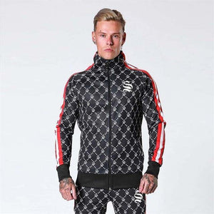 Lattice Pattern Top Bottom or Suit - drip4men.com - Mens online fashion store for premium denim jeans and urban streetwear.