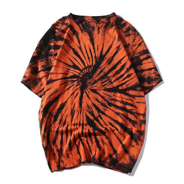 Tiger Eye Tie Dye T-shirt - drip4men.com - Mens online fashion store for premium denim jeans and urban streetwear.