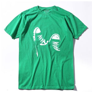 Runners 100% Cotton Summer T-Shirt - drip4men.com - Mens online fashion store for premium denim jeans and urban streetwear.