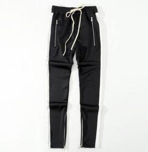 Striped Hip-Hop Jogger Track Pants - drip4men.com - Mens online fashion store for premium denim jeans and urban streetwear.