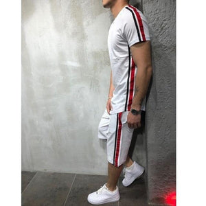Summer Jogger 2 Piece Set - drip4men.com - Mens online fashion store for premium denim jeans and urban streetwear.