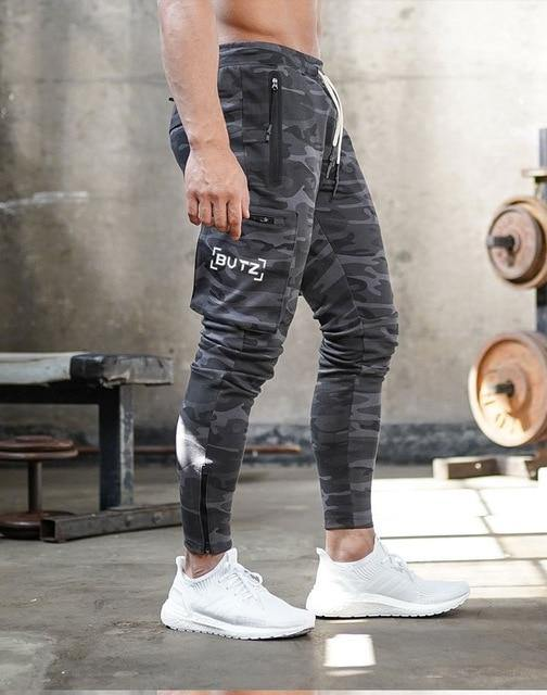Cotton twill multi-pocket joggers - drip4men.com - Mens online fashion store for premium denim jeans and urban streetwear.