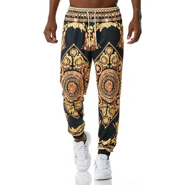 Luxury Design Joggers Sweatpants - drip4men.com - Mens online fashion store for premium denim jeans and urban streetwear.