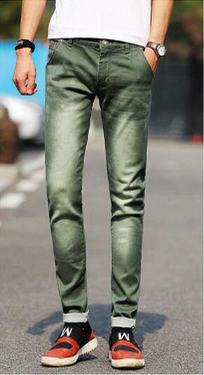 New Colors Stretch Denim Jeans - drip4men.com - Mens online fashion store for premium denim jeans and urban streetwear.