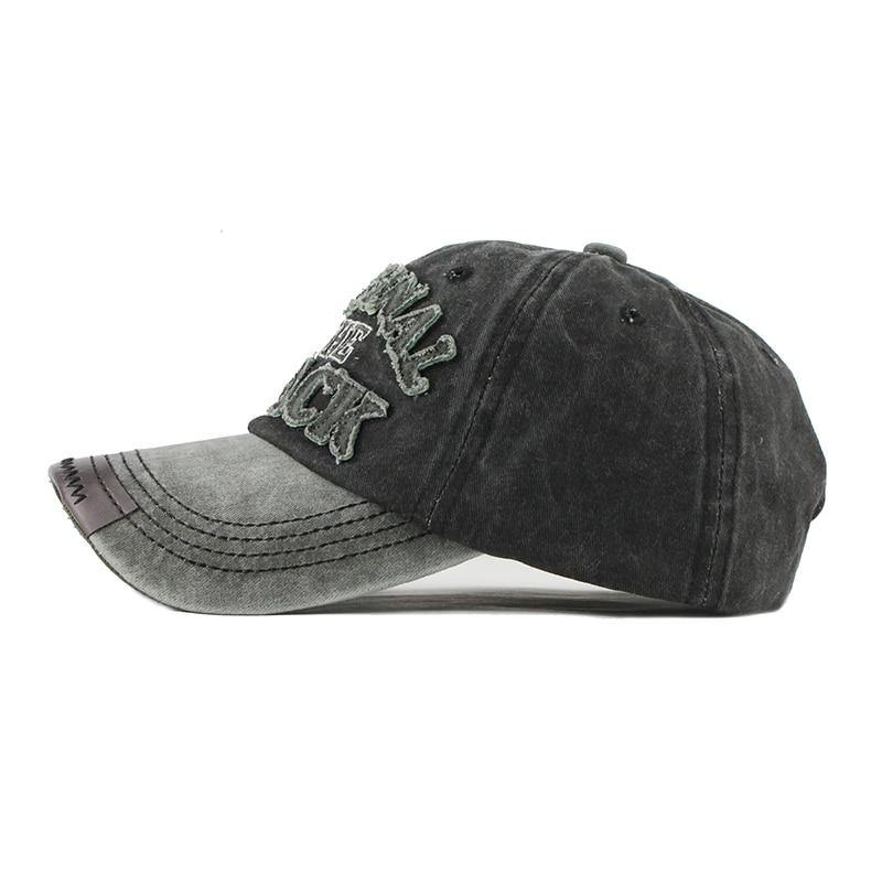 Original The Black Baseball Cap - drip4men.com - Mens online fashion store for premium denim jeans and urban streetwear.