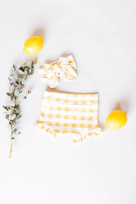 Gingham Bloomer