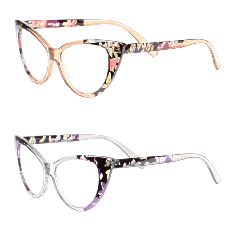 Womens Cat Eye Reading Glasses