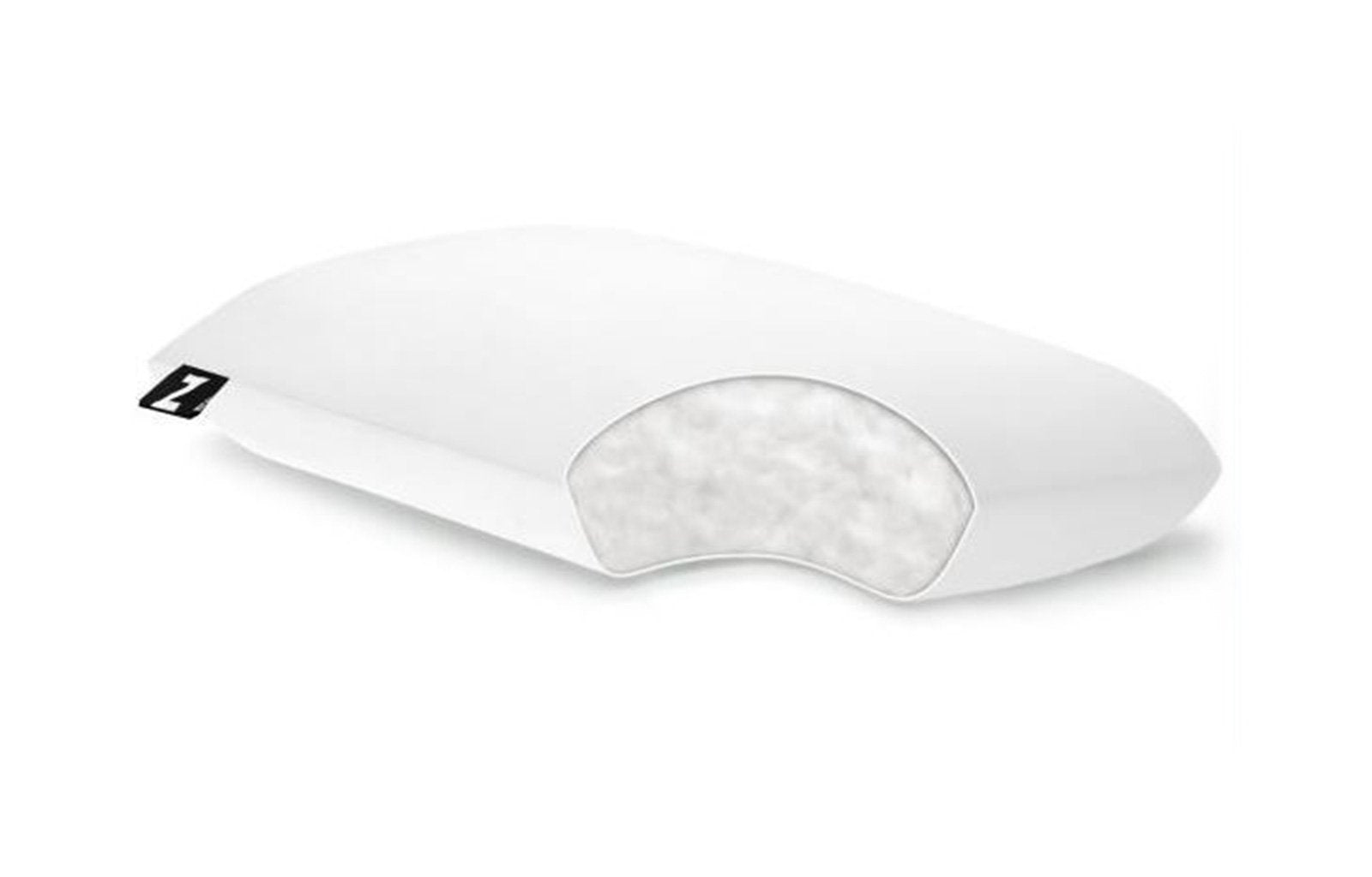 Moldable Cool Gel Micofiber Pillow