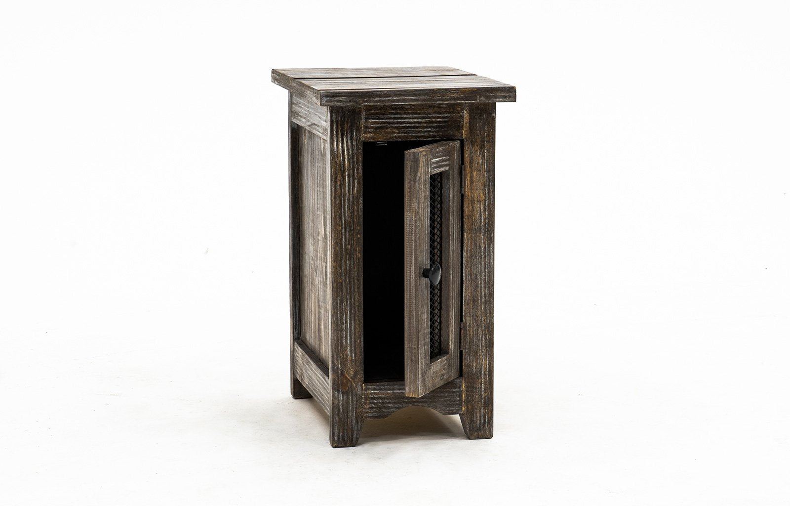 Barnwood Side Table