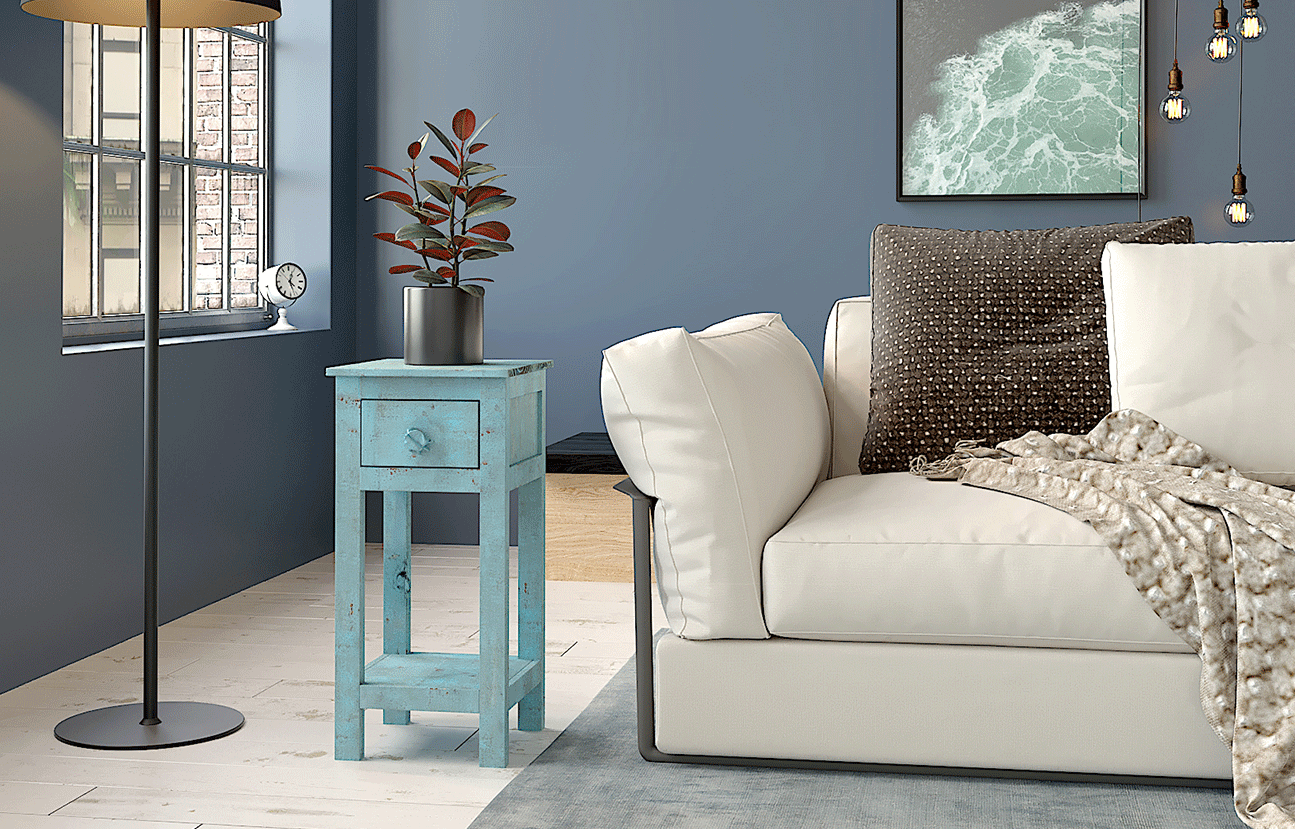 Delilah End Table