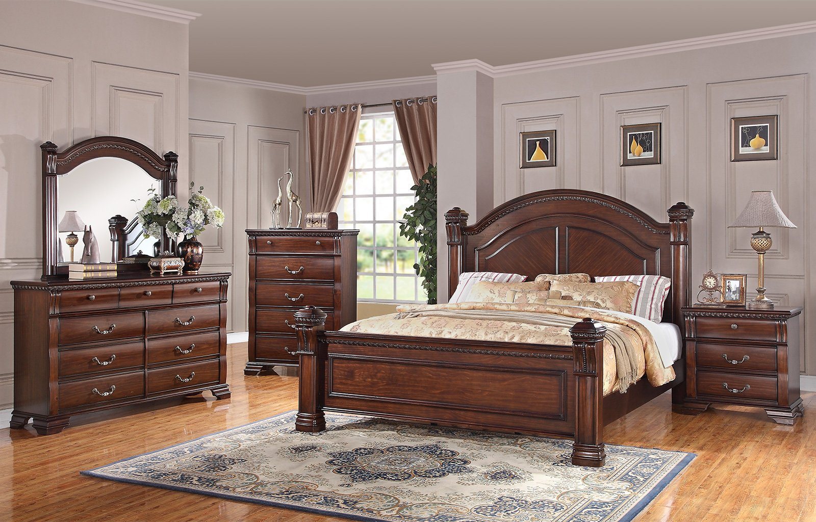 Isabella Bedroom Set