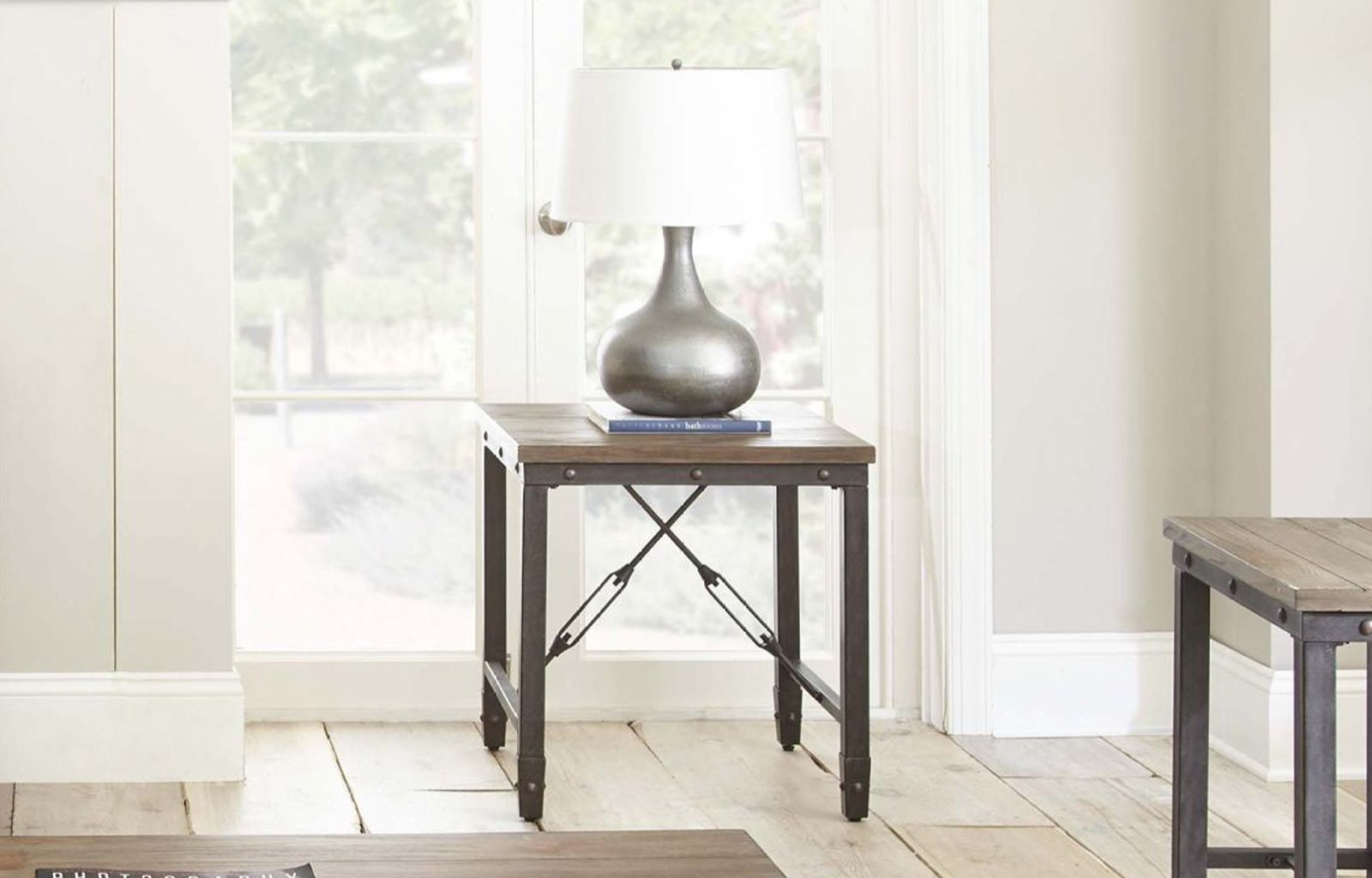 Jersey End Table