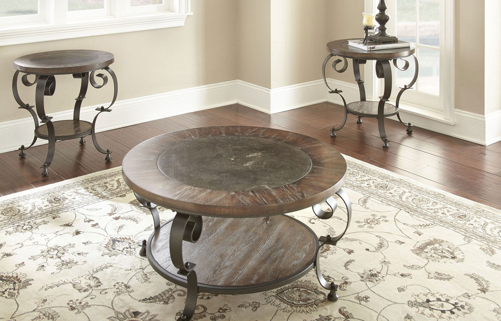 Mulberry End Table
