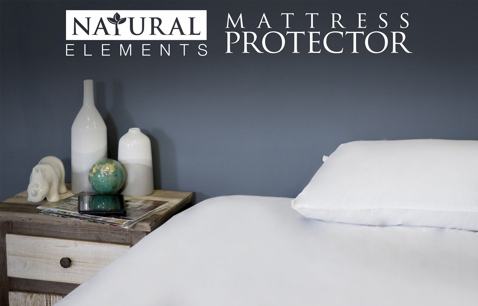 Natural Elements Mattress Protector