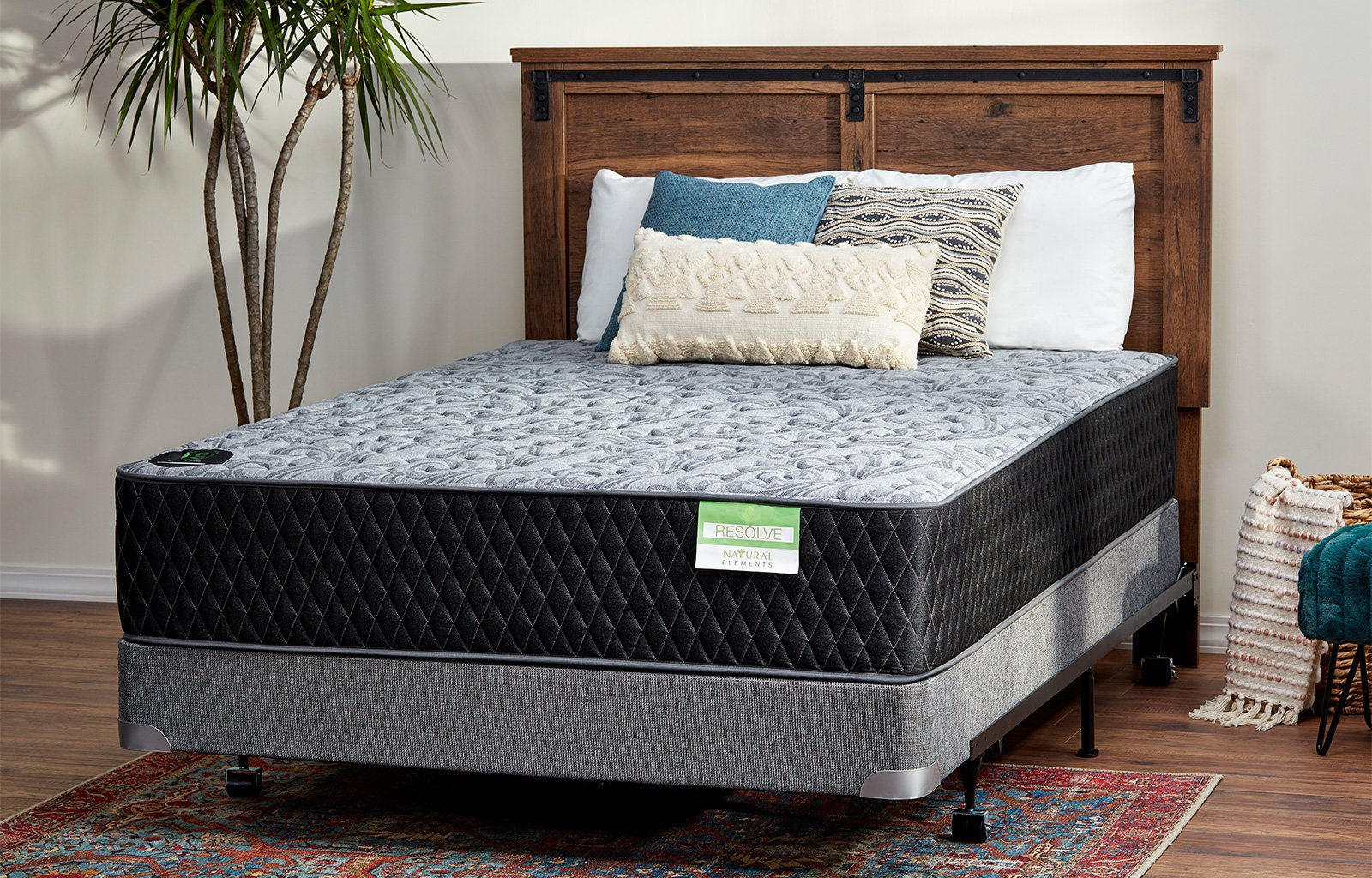 Natural Elements Resolve Mattress