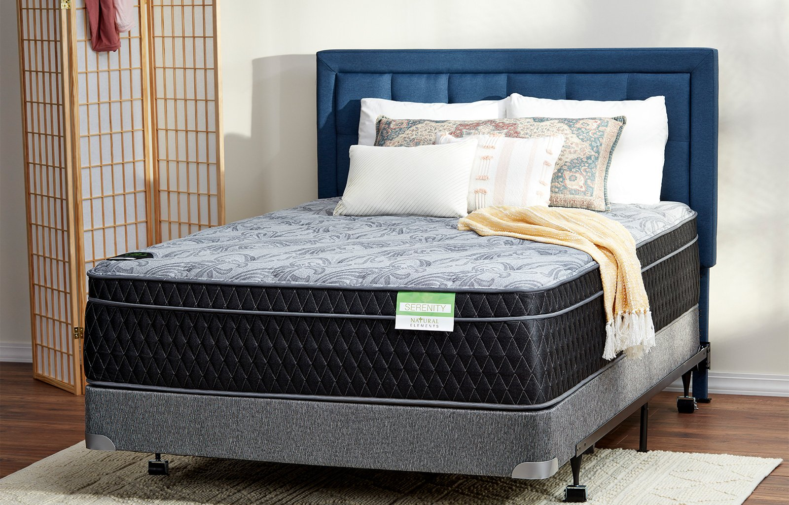 Natural Elements Serenity Mattress