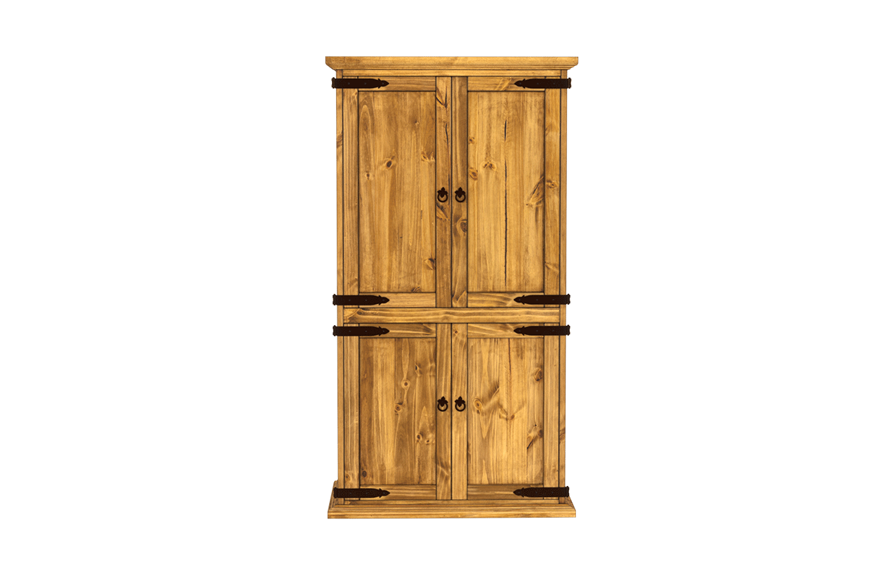 Dallas Media Armoire
