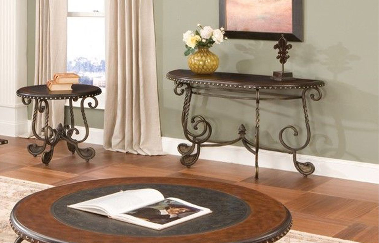 Rosemont Console Table