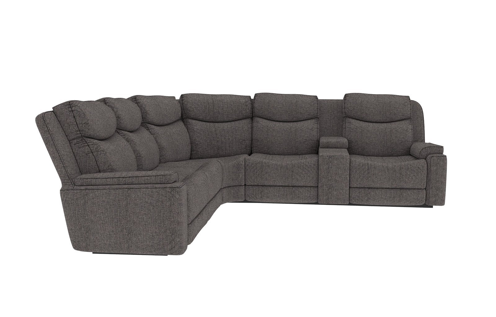 Show Stopper Reclining Sectional