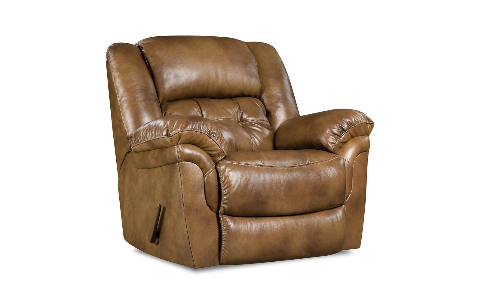 Thomas Leather Power Recliner