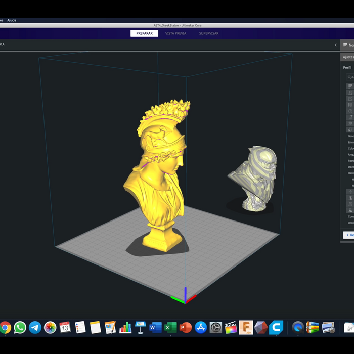 The New Cura 4.7.1 – Worth a Try New Updates for Least 3D Printing Tree Support