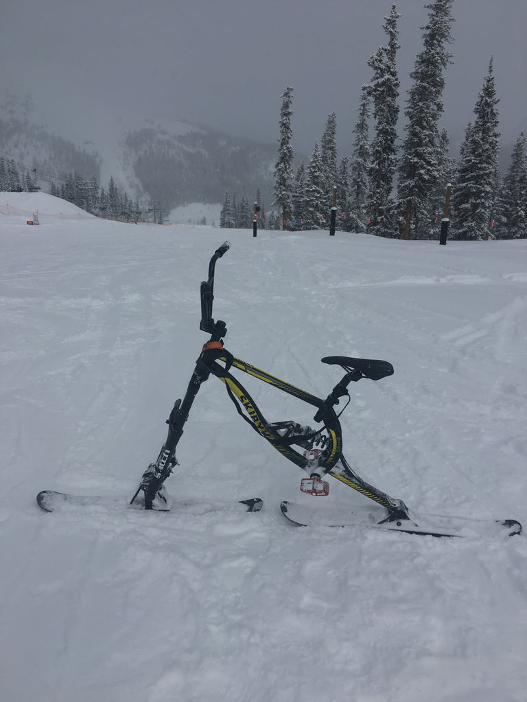 Powder day!