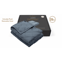 Load image into Gallery viewer, Best In Rest  Levätä Weighted Blanket - MEDRelief