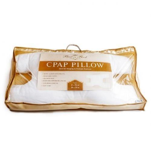 BEST IN REST Memory Foam CPAP Pillow (pillowcase) Min Order=Two Pillowcase - MEDRelief