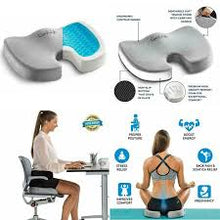 Load image into Gallery viewer, Best in Rest (MEMORY FOAM ORTHOPEDIC SEAT CUSHION) - My Relief Pain