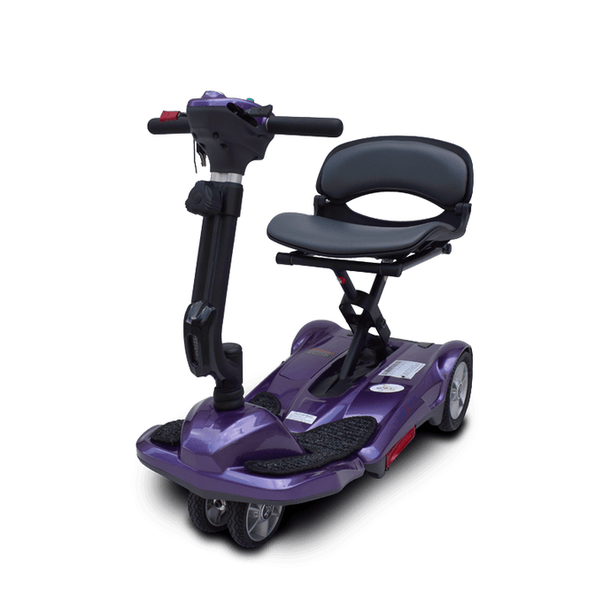 My Relief Pain EV Rider TranSport M Move Manual Folding Travel Scooter