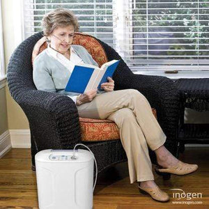 Inogen At Home System - MEDRelief