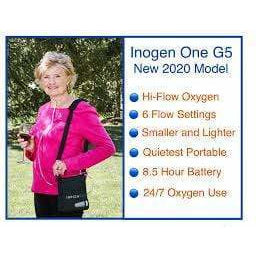 Inogen One G5 16 cell System - MEDRelief