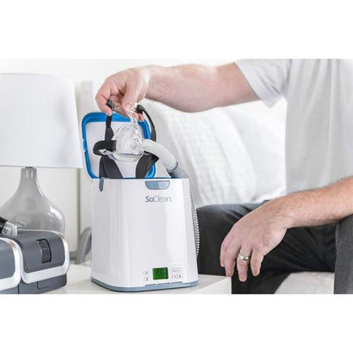 SoClean 2 CPAP Cleaner & Sanitizer System, As seen on TV - MEDRelief
