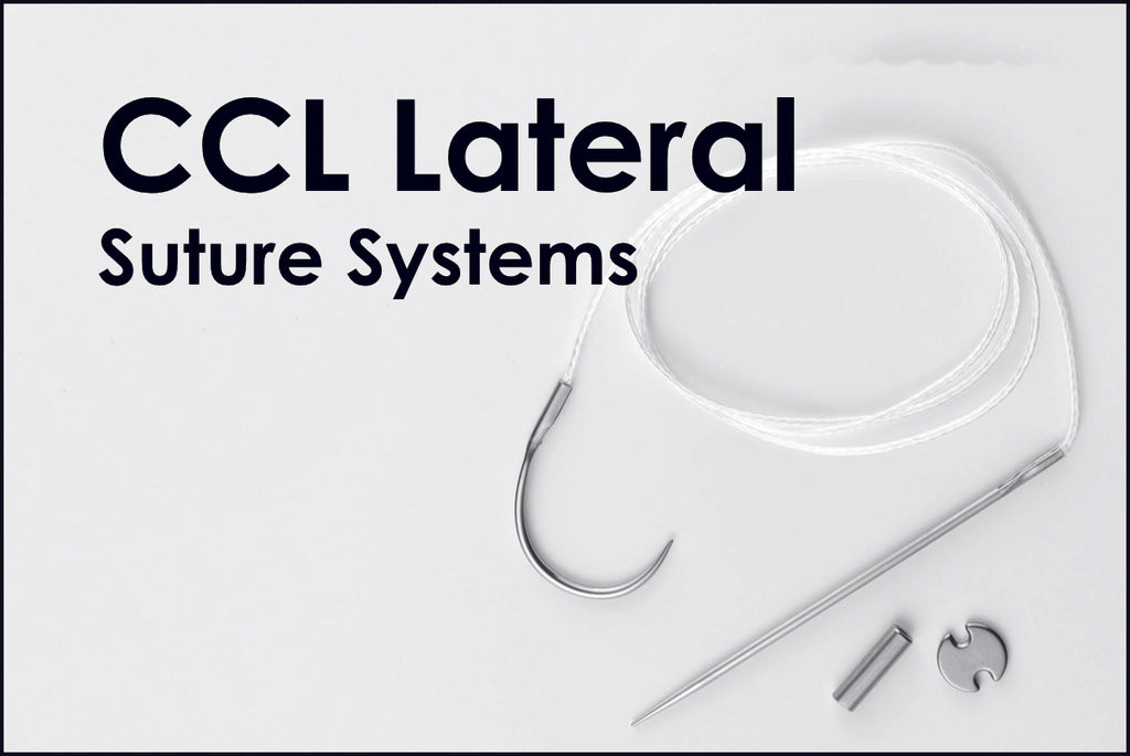 CCL Lateral Suture System