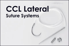ccl lateral suture systems