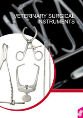 Surgical veterinary instruments