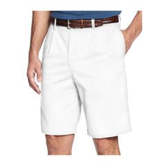 Dockers Mens Classic Perfect Casual Walking Shorts White