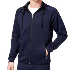 32 Degrees Tech Performance Hooded Sweat - Navy