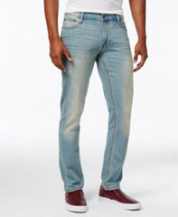 Ring of Fire Mens Slim-Fit Jeans
