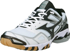 Mizuno Mens Shoes Colour - White3