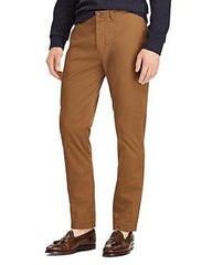 Ralph Lauren Flat Pants Brown
