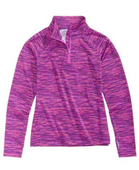 Ideology Quarter-Zip Active Jacket