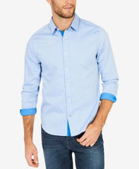 Nautica Two-Tone Twill Shirt