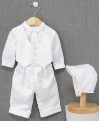 Lauren Madison Baby Boys Suit