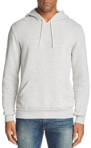 Alternative Washed Terry Challenger Hoodie - Grey