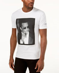 Sean John John Diddy Graphic White Party Collection T-Shirts