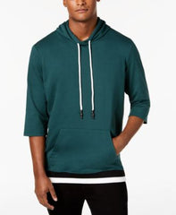 Jaywalker NEW Hunter Green Mens USA Hoodie