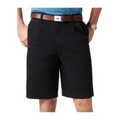Dockers Mens Classic Perfect Casual Walking Shorts Black
