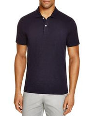 Bloomingdale'S Slub Jersey Enzyme Wash Classic Fit Polo T-Shirts