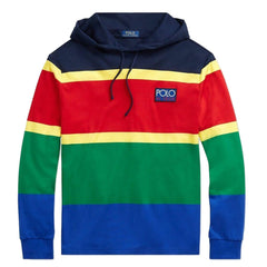 Polo Ralph Lauren Colorblocked Hoodie - Multicolour